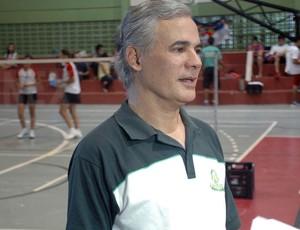 Badminton, Federação de Badminton, Paraíba, João Pessoa, IFPB, Franklin Menezes (Foto: Richardson Gray / Globoesporte.com/pb)