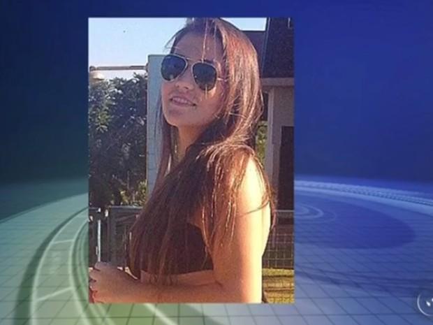 Maria Luiza cursava o 2º ano de Direito em Rio Preto (Foto: Reprodução / TV TEM) (Foto: Reprodução/TV TEM)