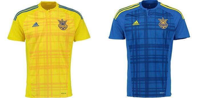Camisas Eurocopa ucrania