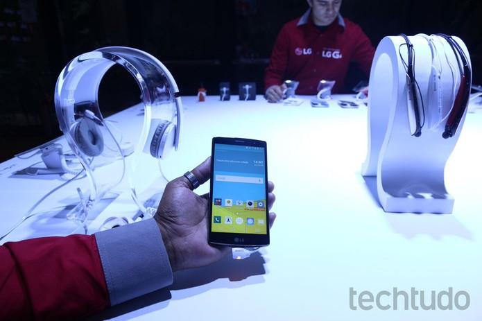 LG G4 Beat (Foto: Nicolly Vimercate/TechTudo)