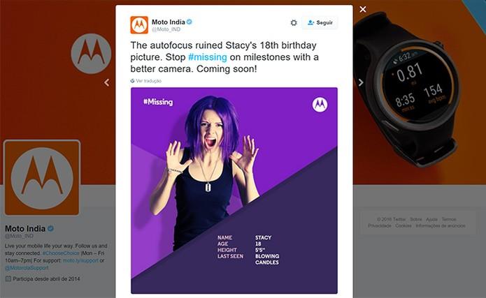 Motorola tem divulgado possíveis melhorias para Moto G4 2016 (Foto: Reprodução/Motorola) (Foto: Motorola tem divulgado possíveis melhorias para Moto G4 2016 (Foto: Reprodução/Motorola))