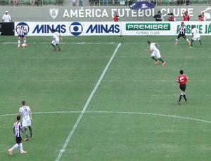 atletico-mg x america-mg (Foto: Fernando Martins)