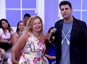 Por onde você anda, Ana? (Foto: TV Globo)