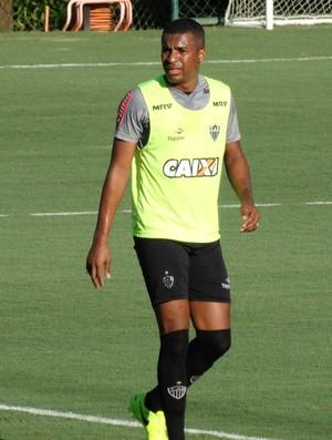 Erazo, zagueiro do Atlético-MG (Foto: Fernando Martins Y Miguel)