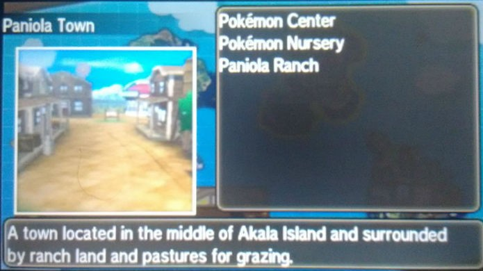 Pokémon Sun e Moon: A Pokémon Nursery só existe na ilha de Akala (Foto: Reprodução / Thomas Schulze)