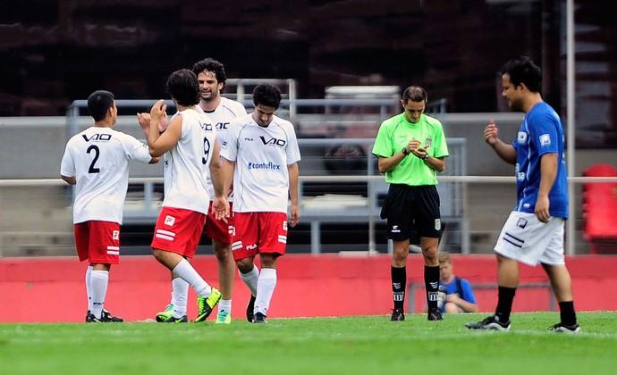 pilotos futebol (Foto: Marcos Ribolli / Globoesporte.com)