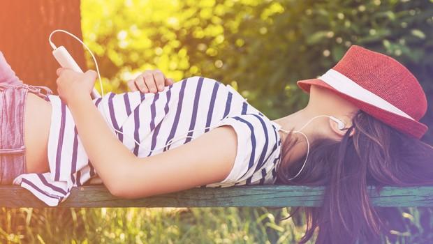 Msica para ouvir antes de dormir (Foto: Apostolovic - Shutterstock)
