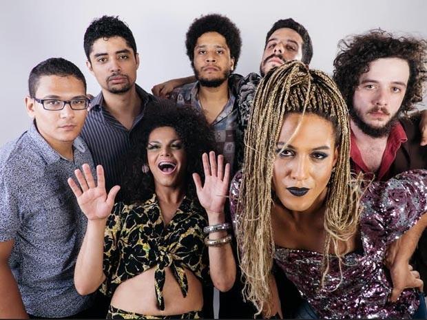 Grupo vai apresentar o disco Mulher no show deste sábado (25) (Foto: Divulgação/Sesc)