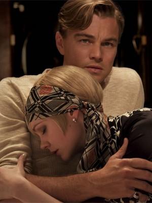 Leonardo DiCaprio e Carey Mulligan em 'O grande Gatsby' (Foto: Divulgação/Warner Bros)