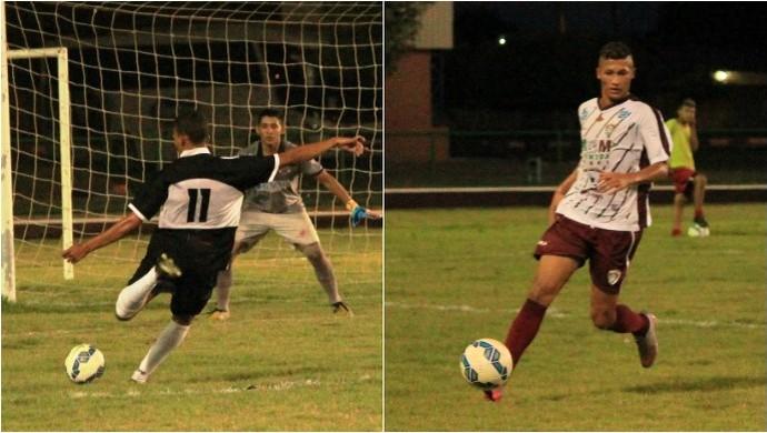 Rio Negro-RR e Atlético Roraima buscam a primeira vitória no Roraimense Sub-20 2016 (Foto: Tércio Neto)