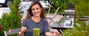 Reportagem da TV Sergipe sobre alimentos energéticos é destaque no programa Bem Estar (Divulgação/TV Sergipe)