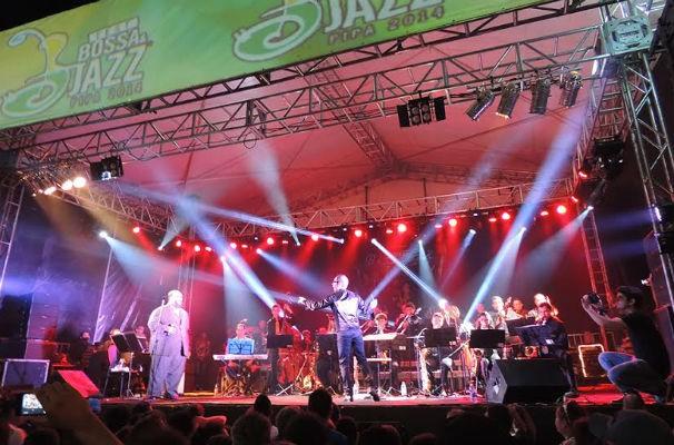 Fest Bossa & Jazz Ed Motta (Foto: Gustavo Mitilene)