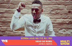 Nego do Borel lança novo lyric video na programação do TVZ desta quinta-feira (17)