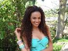 Lucy Ramos 'rala' para viver Sheila em Salve Jorge: 'Tem que ter coxão'