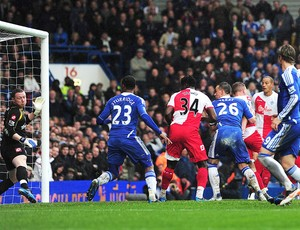Gol do Terry, Chelsea (Foto: Getty Images)
