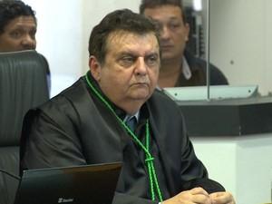 Sérgio Borges foi noemado em novembro do ano passado  (Foto: Reprodução/ TV Gazeta)