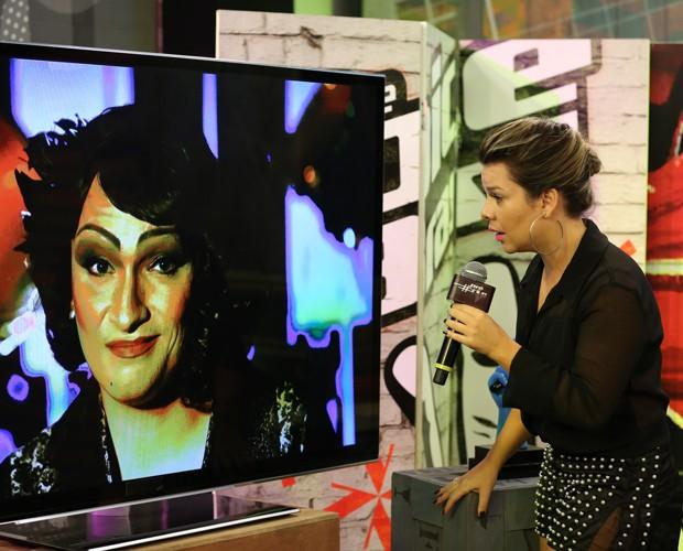 Deena Love (Foto: Isabella Pinheiro/Gshow)