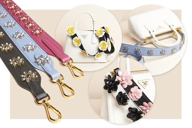 Prada straps Foto Arte Vogue Online