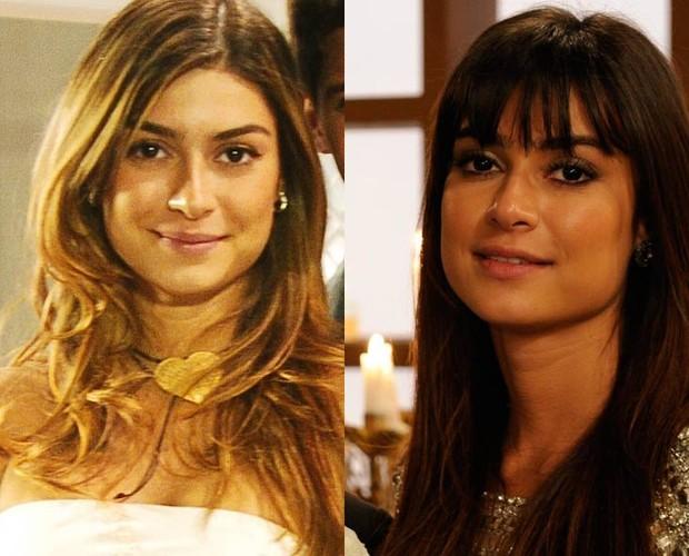 Na temporada de 2007, Thaila Ayala arrasou como a protagonista Marcela (Foto: João Miguel Júnior / Renato Rocha Miranda / TV Globo)