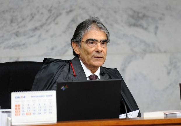 O jurista Carlos Ayres Britto (Foto: Agência Brasil)