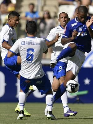 Cruzeiro x URT Campeonato Mineiro 2016 (Foto: Douglas Magno)
