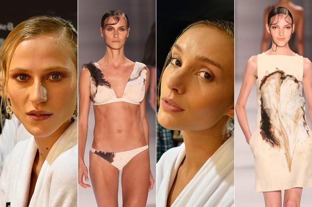Fashion Rio - Lenny Niemeyer (Foto: Roberto Teixeira / EGO - Francisco Cepeda /AgNews - Roberto Teixeira / EGO - Francisco Cepeda /AgNews - )