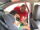 Invenção de mecânico do ES evita esquecimento de crianças em carros
