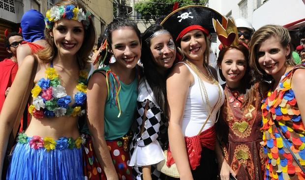 Bloco 'Regional da Nair' renova carnaval no Centro de Vitória; veja fotos (Nestor Müller/ A Gazeta)