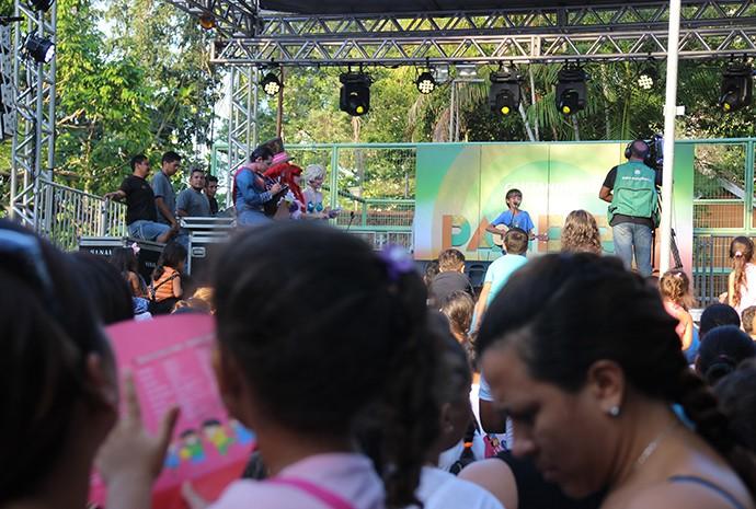 Estêvão foi o primeiro colocado na disputa (Foto: Katiúscia Monteiro/ Rede Amazônica)