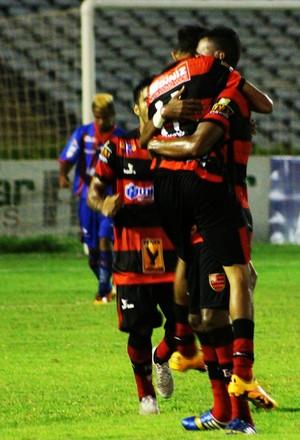 Flamengo-PI x Piauí, Campeonato Piauiense  (Foto: Josiel Martins)