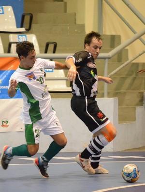Tiguinho, Vasco/Tamoyo x Teresópolis (Foto: Léo Borges/FutsalRio)