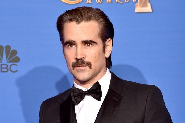 """O ator Colin Farrell chegou a oferecer 25 mil dólares para que devolvessem o seu cinto da sorte. Um de seus amigos, em entrevista para o The Sun, disse: """"Colin tem esse cinto de couro da sorte por tanto tempo que ele não consegue suportar se livrar dele.  (Foto: Getty Images)"""