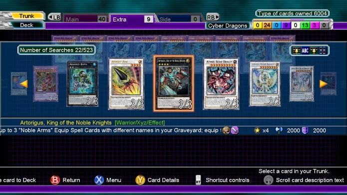 Use novas cartas para melhorar o seu deck (Foto: divulgação)