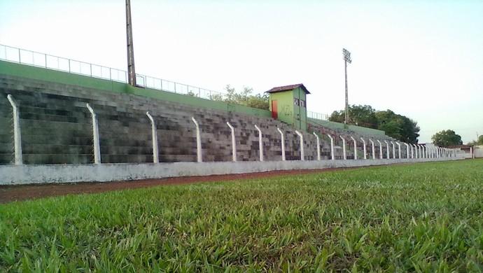 Elenco será apresentado no estádio Delfinão, em Guaraí (Foto: Divulgação/TV Lobão)