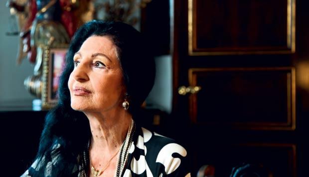 """Carmen Mayrink Veiga - """"Vaidade é qualidade, não defeito"""" (Foto: Arquivo Pessoal)"""