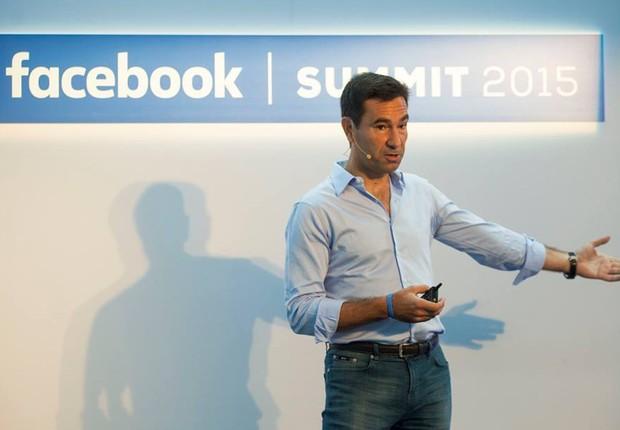 Diego Dzodan, VP do Facebook para América do Sul (Foto: Reprodução Facebook)