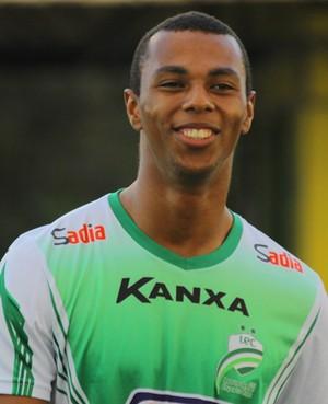Luiz Otávio Chapecoense (Foto: Divulgação Luverdense)