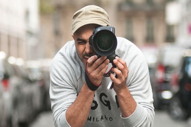 O fotógrafo brasileiro Lee Oliveria (Foto: Divulgação)