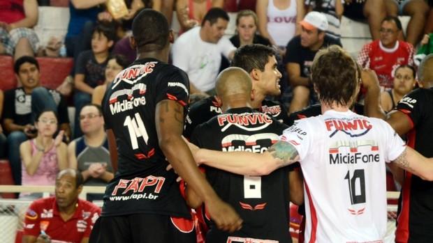 Pinda Vôlei Superliga (Foto: Luis Claudio Antunes/PortalR3)