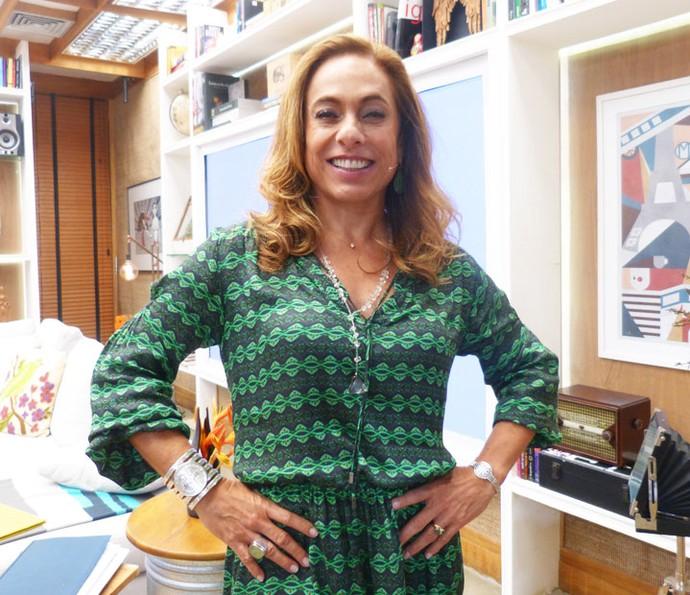 Veja os detalhes dos acessórios de Cissa Guimarães (Foto: Raquel Gonzalez/Gshow)