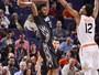 Com cronômetro zerado, Wiggins dá vitória aos Timberwolves sobre Suns