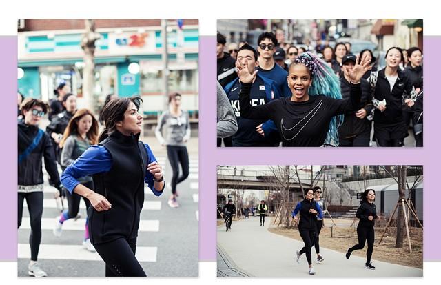 Nike Run by Rebels  (Foto: Divulgação)