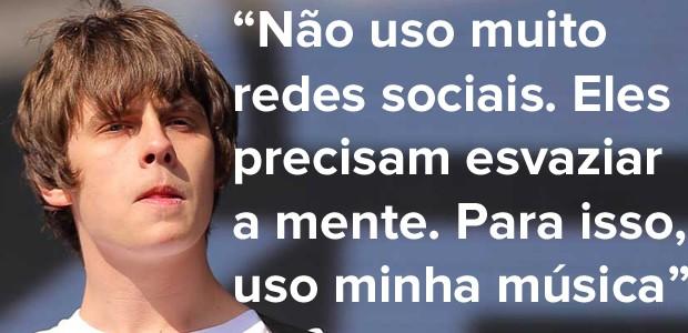 G1 Jake Bugg Retorna Ao Brasil E Reclama De Redes Sociais Tudo é