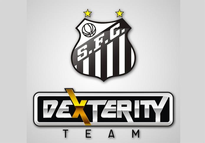 Dexterity Team passa a se chamar Santos.Dex (Foto: Divulgação/Santos.Dex)