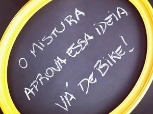 Além da economia, bke também ajuda a melhorar a saúde (Foto: RBS TV/Divulgação)