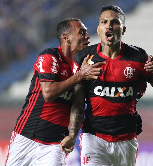 SEM DESISTIR (Gilvan de Souza/Flamengo)
