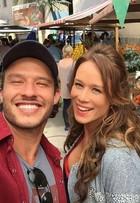 'Haja Coração': Mariana Ximenes e Cleo Pires se divertem nas gravações