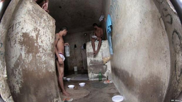 """Governo maranhense diz que, apesar das condições em Pedrinhas, houve """"investimento forte"""" (Foto: BBC Brasil)"""
