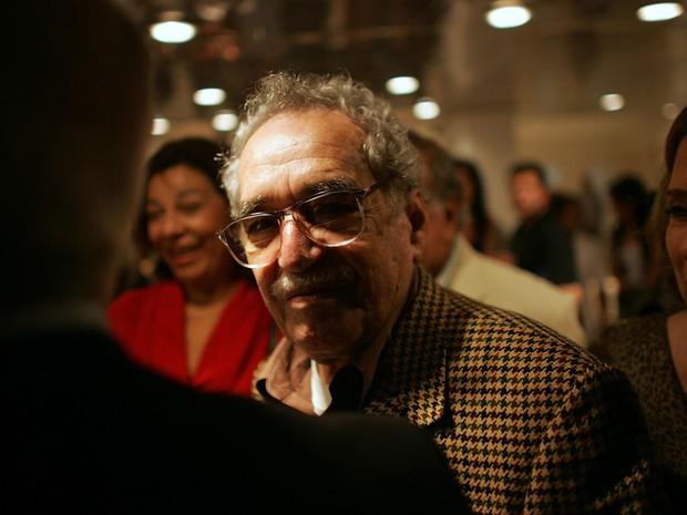 O escritor Gabriel García Márquez (Foto: Getty Images)