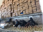 PRF prende homem com armas, munição e maconha no Paraná